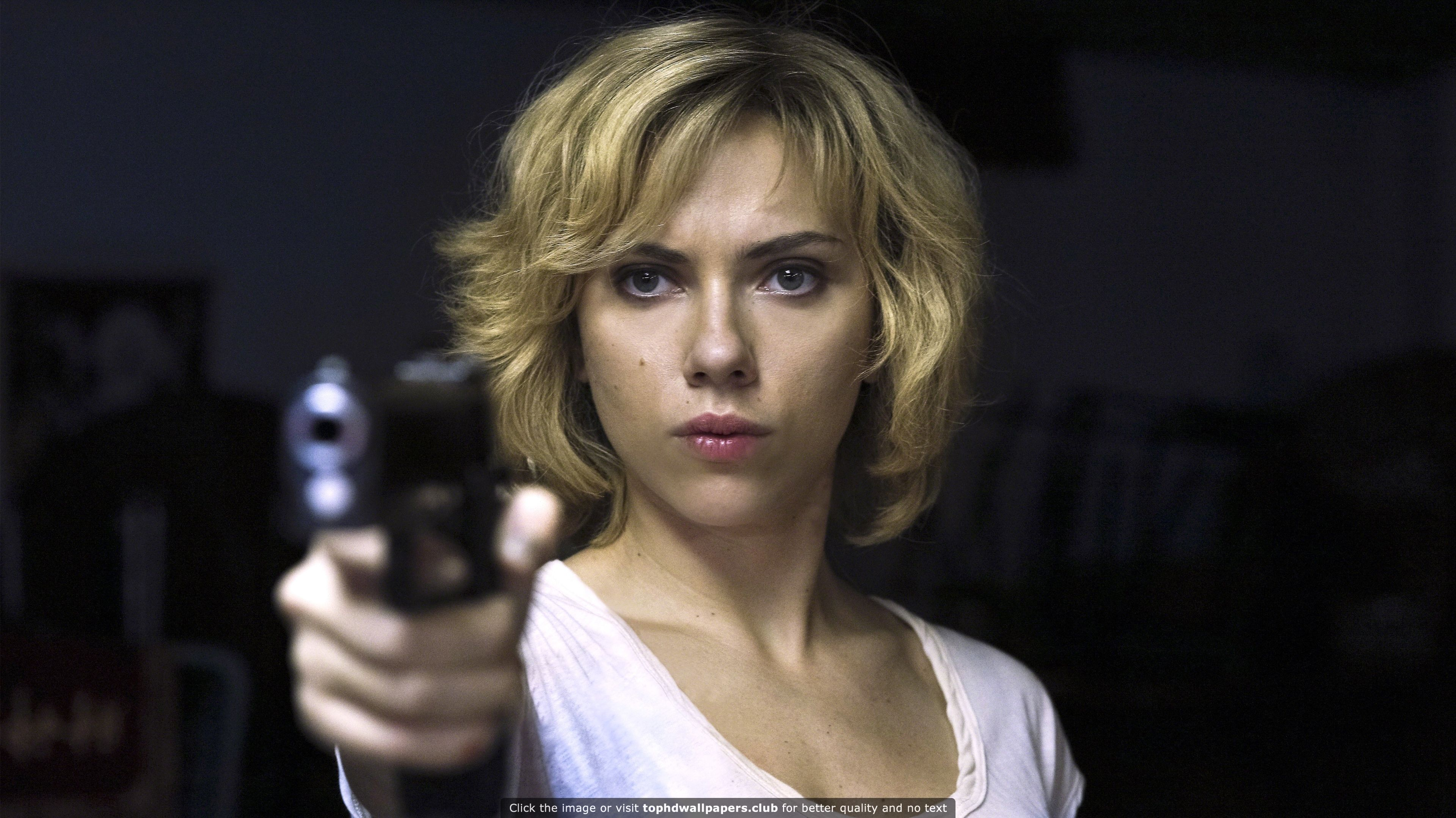 Scarlett Johansson Lucy Hd Wallpaper For Your Pc Mac Or Mobile