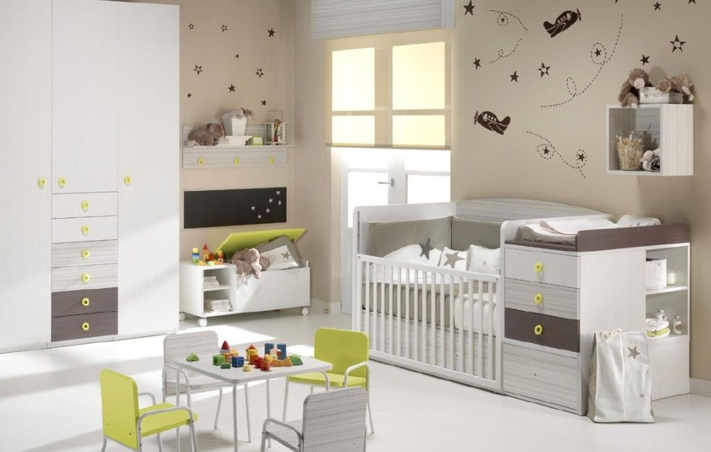 Cuna convertible en cama – modelos – inversión 2×1 | Habitacion Jana ...