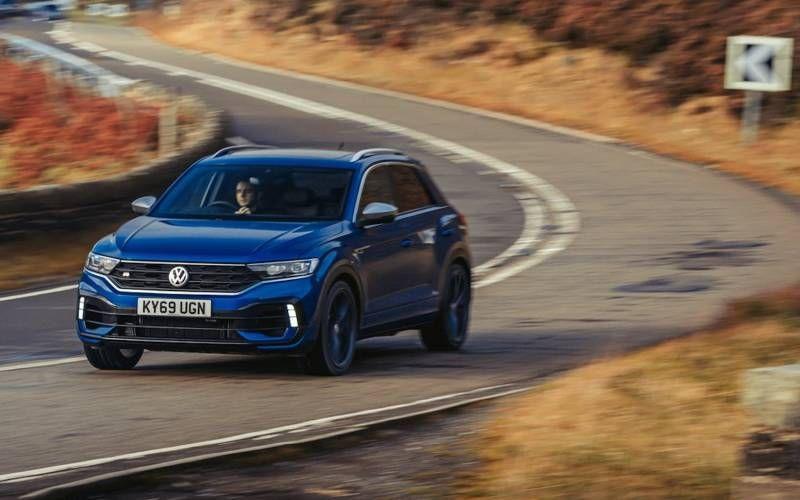 Volkswagen T Roc R 2020 In 2020 With Images Volkswagen