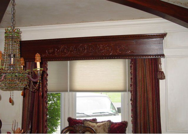 Wood Cornices Gallery 2