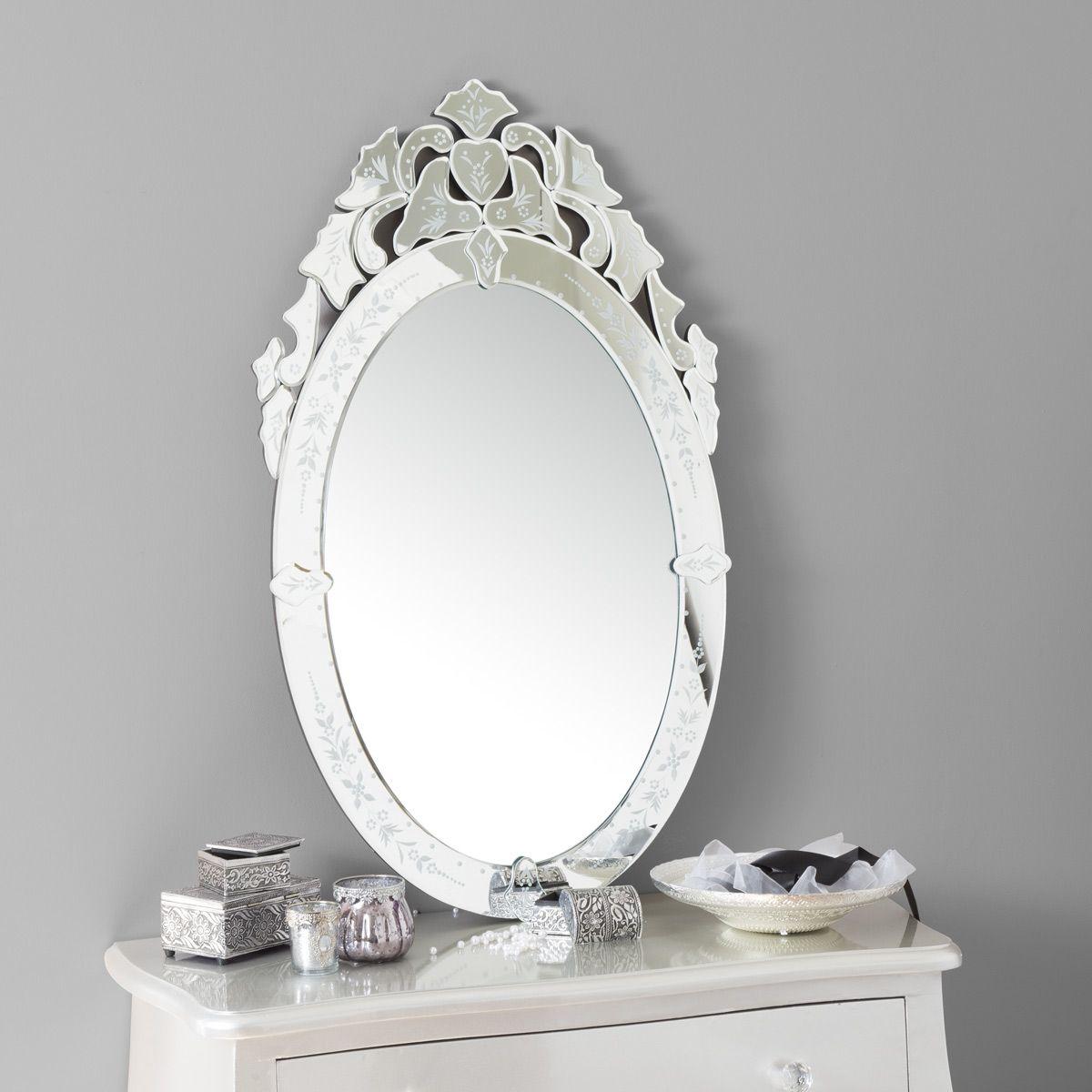 Specchio Veneziano ovale | HOME sweet home. | Pinterest | Mirror