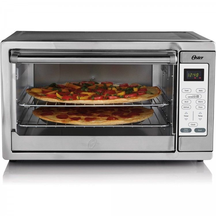 Oster Convection Toaster Oven Best Rated Pizza Countertop Digital