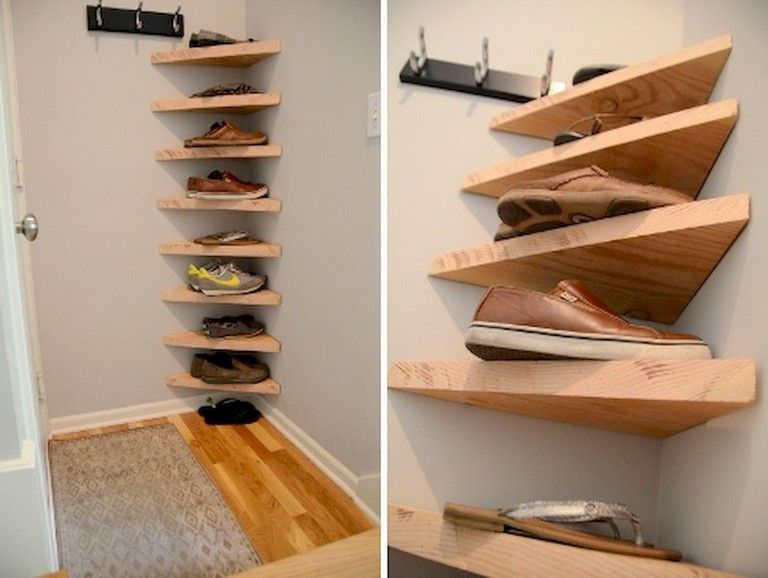 70 Smart Diy Corner Shelves Ideas To Decorating Your Awkward