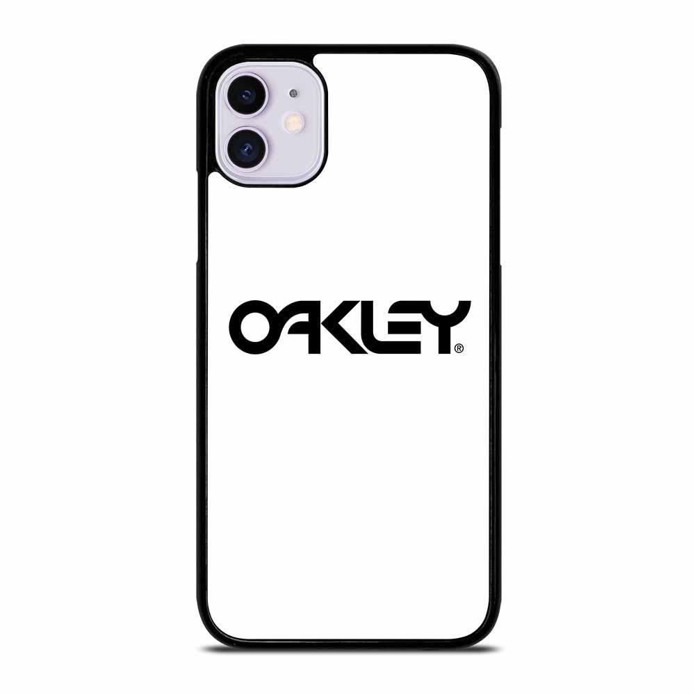 Oakley Logo D2 Iphone 11 Case