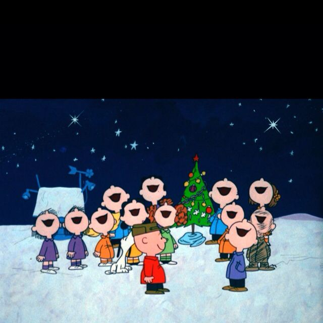 70s special a charlie brown christmas brought to you by dolly madison - Peanuts Christmas Special