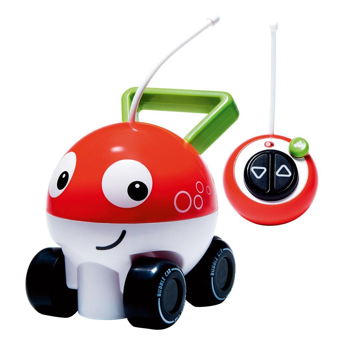voiture radiocommand e bubble car oxybul pour enfant de 1 an 5 ans oxybul veil et jeux. Black Bedroom Furniture Sets. Home Design Ideas