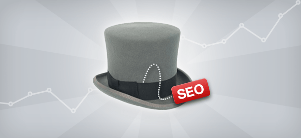 Gray hat SEO is a combination of white hat and black hat SEO and it