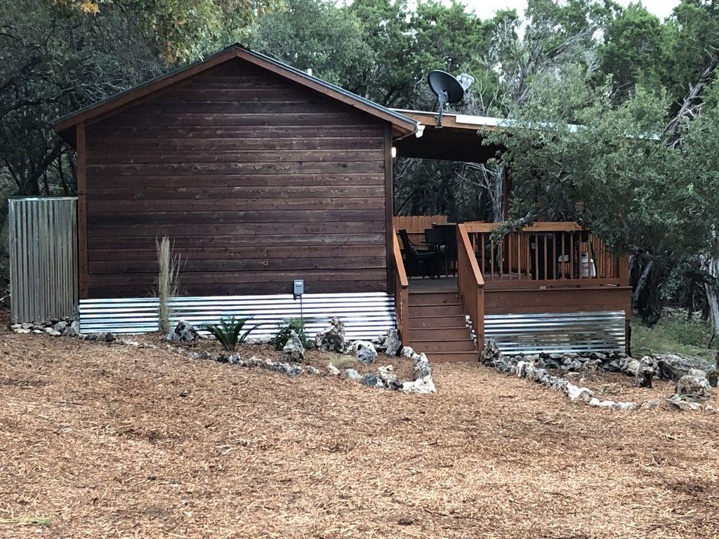 The Studio Cabin A modern and sleek cabin hideaway