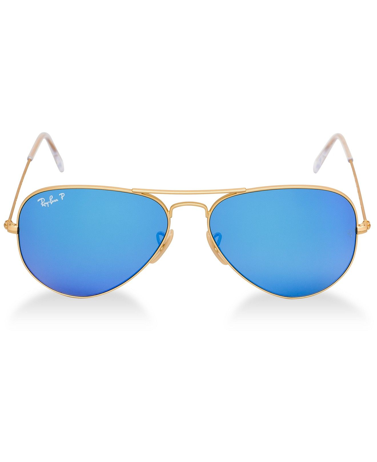 ray ban aviator sunglasses macy's
