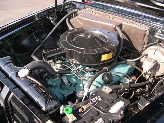 Merveilleux 1963 Chrysler 300 Sport Series 4 Door HT, 26,000 Orig. Miles, AACA