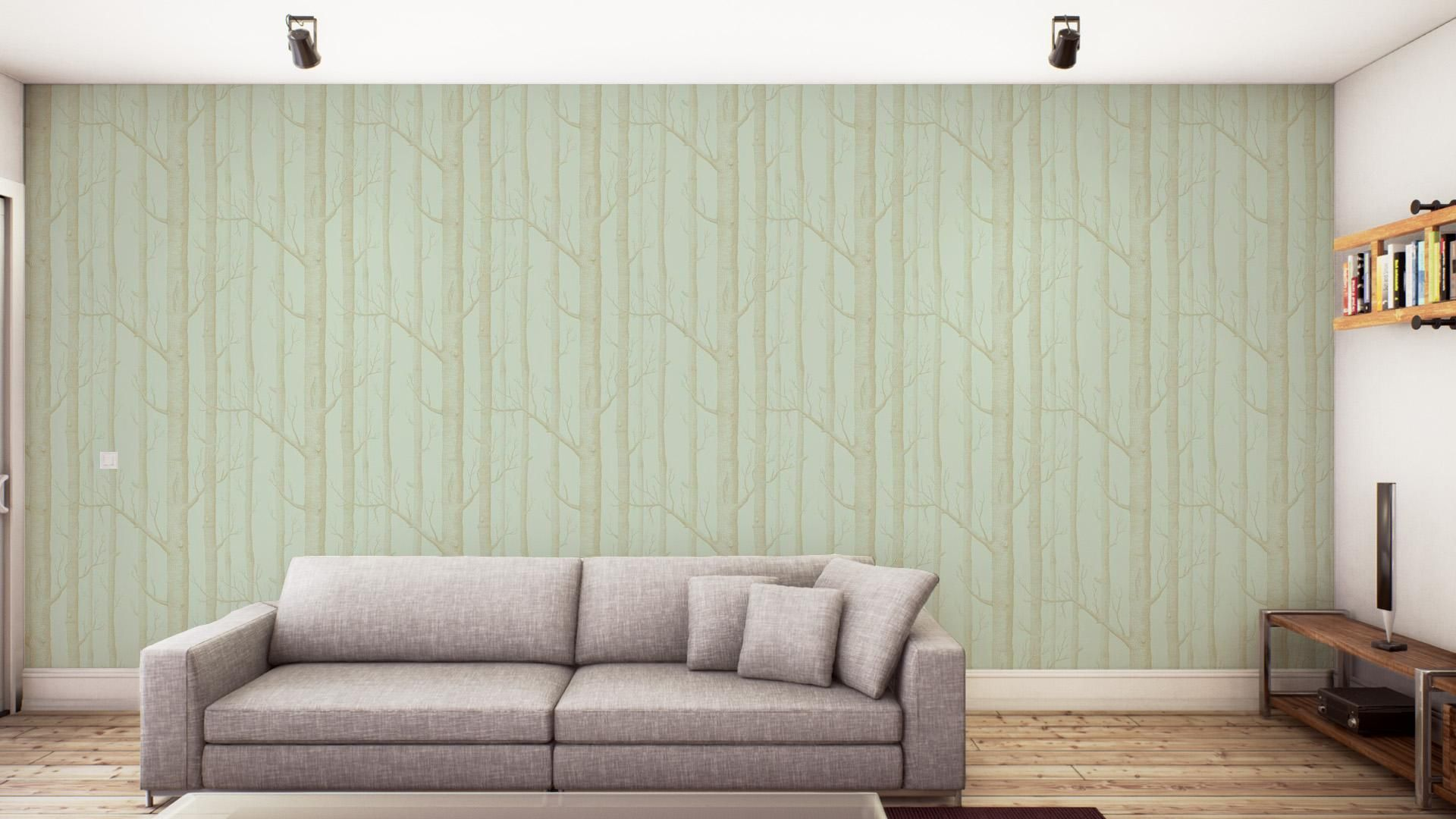 Buy Cole Son 103 5023 Woods Wallpaper Whimsical Fashion