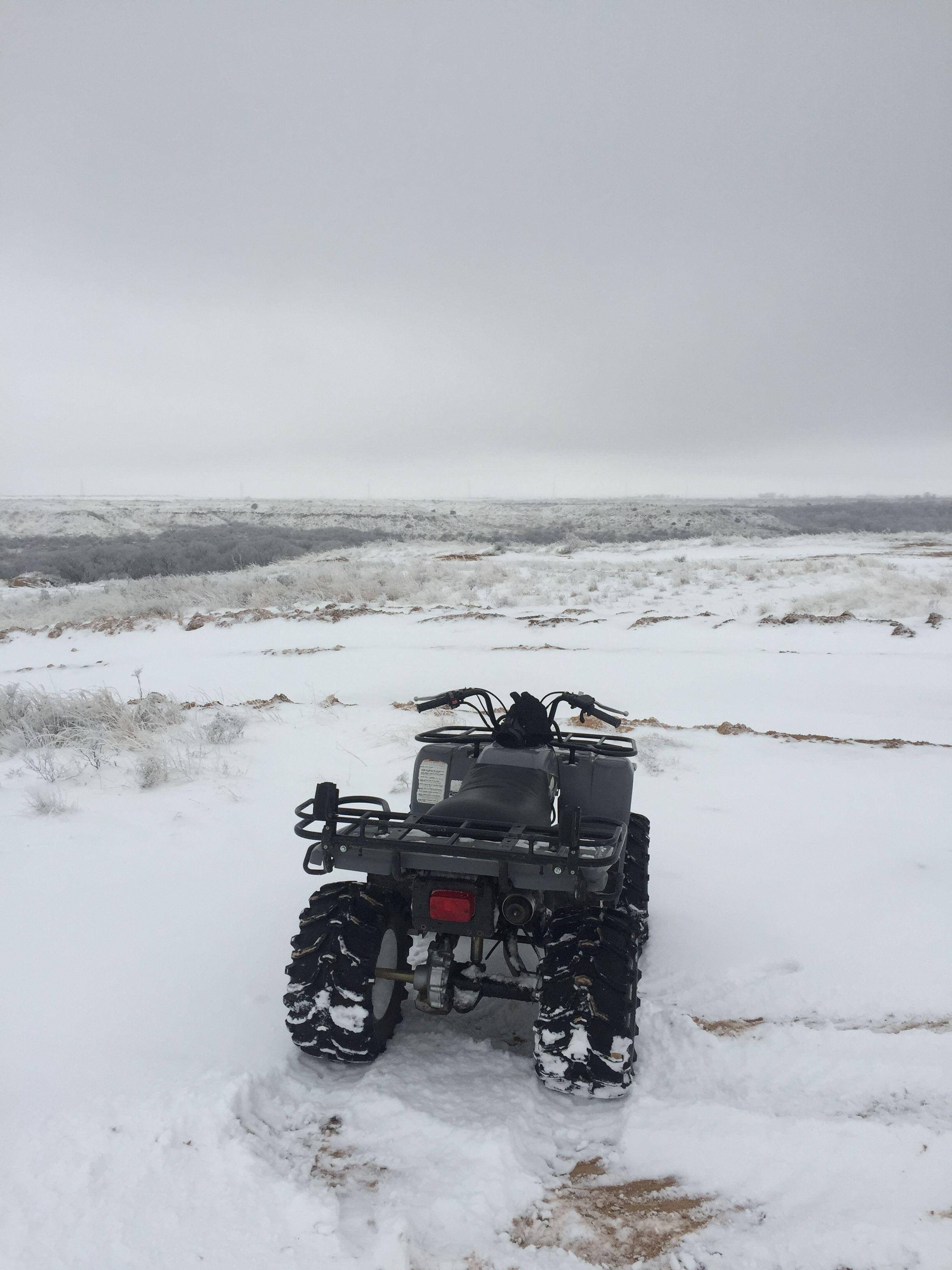 92 Yamaha Timberwolf Snow Day Fun In T X Military Vehicles Yamaha Atv