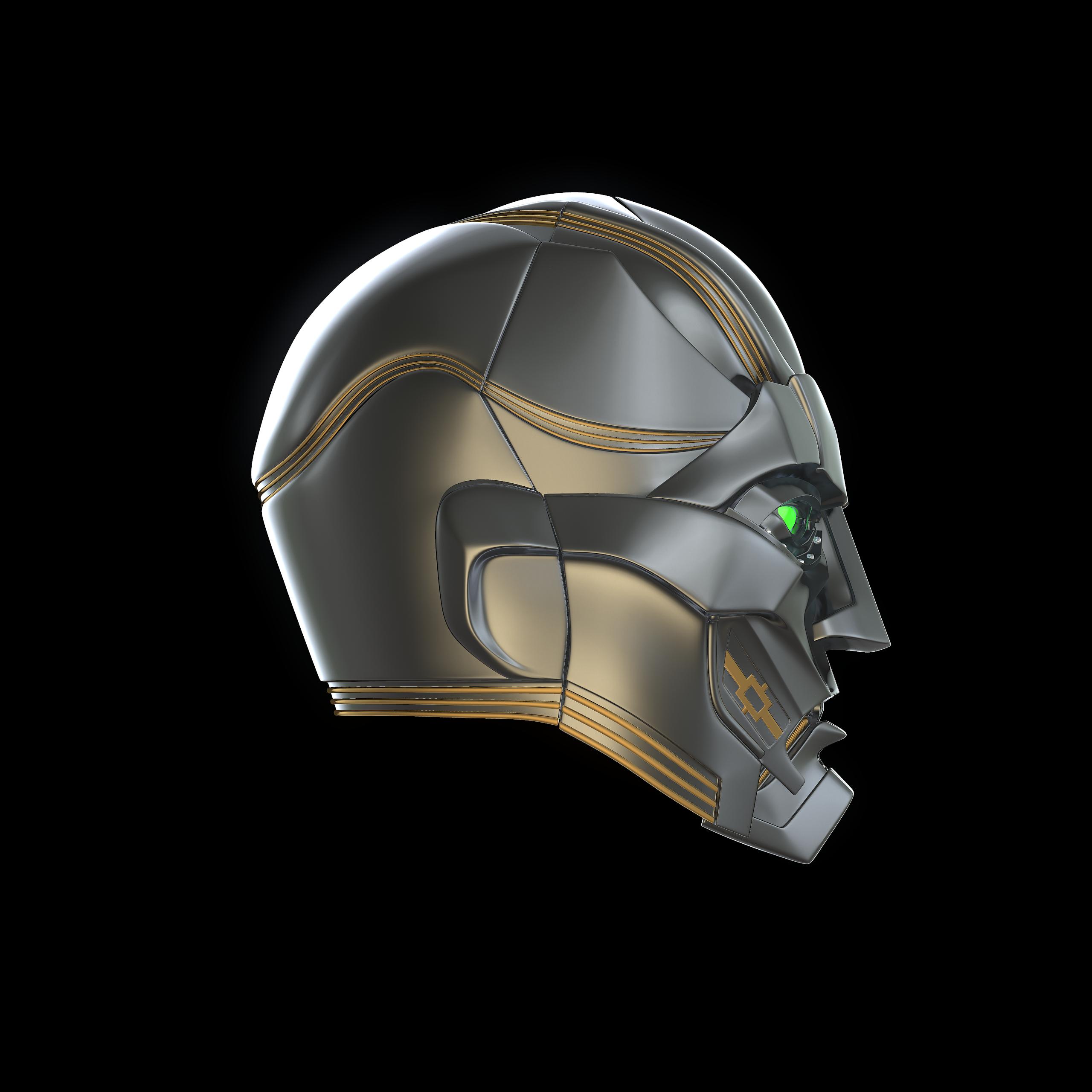 Doctor Doom Helmet For Cosplay Doom X Man Cosplay