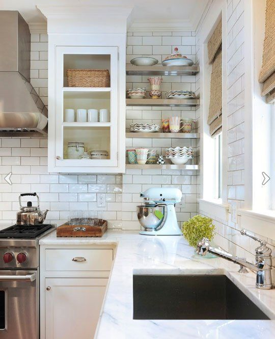 Glossy Or Matte Tiles For New Kitchen Traditional Kitchen Home Kitchens Kitchen Inspirations