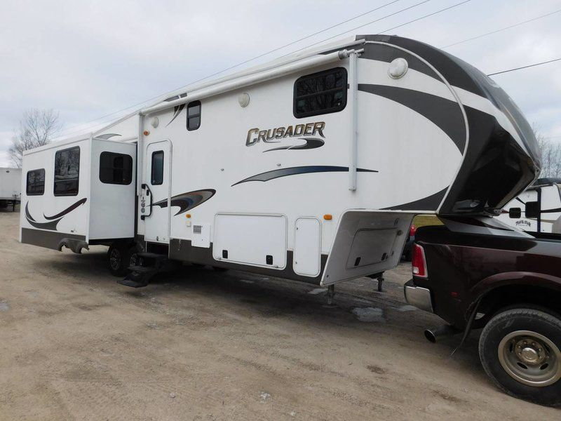 2013 Forest River Wildwood Crusader 320rlt For Sale By Owner