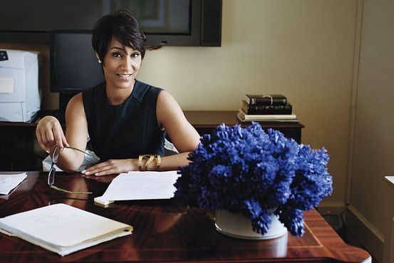 Desiree Rogers Named CEO Of Johnson