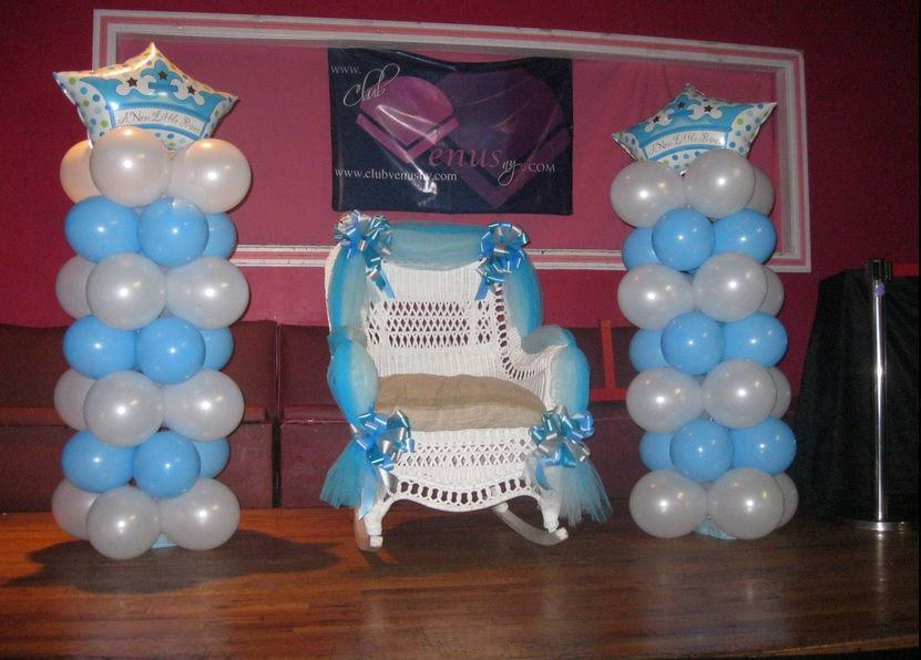 Guest Of Honor Chair Baby Shower Inspiration Boy Baby Shower