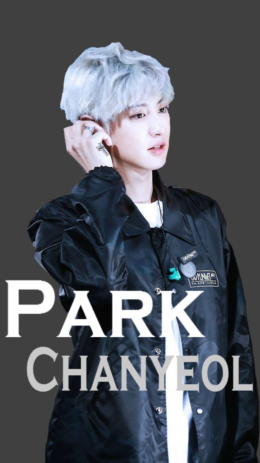 Chanyeol Phone Wallpaper Background Kpop Exo Chanyeol Chanyeol Kpop Super Junior