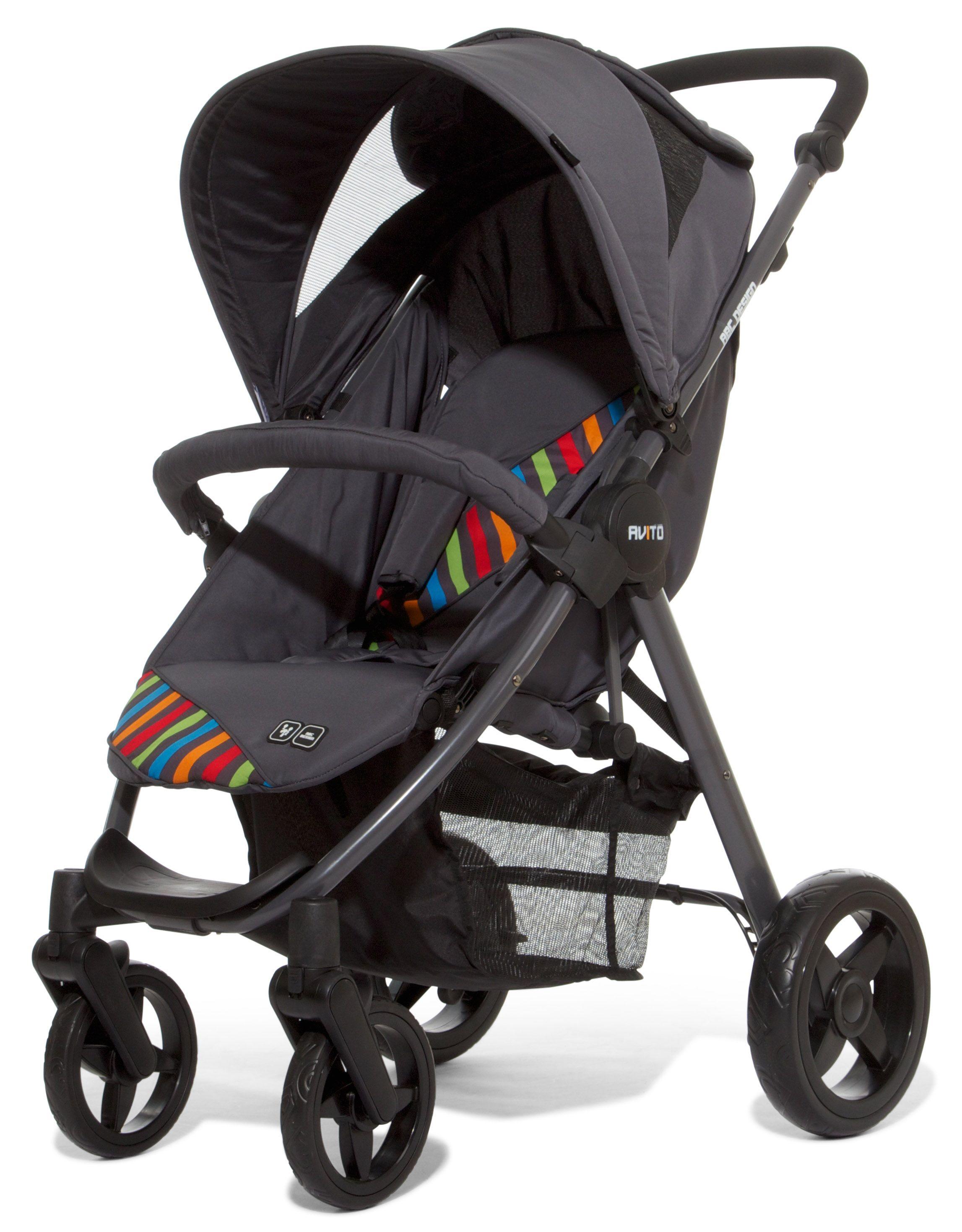 Avito Multicolor Leve Confortavel E Compacto Abc Design Www Bebaby Com Br Carrinho Para Bebe Design Confortavel