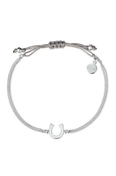 Every Day Is Your Lucky In This Silver Horseshoe Bracelet From Stella Dot The Wishing For Women Ready Success