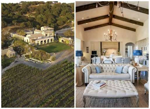 Airbnb Vineyard Estate In Sonoma California Live Like A
