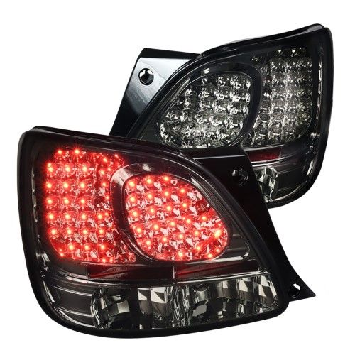 SpecD Tuning 19982005 Lexus Gs300/Gs400 Led Tail Lights