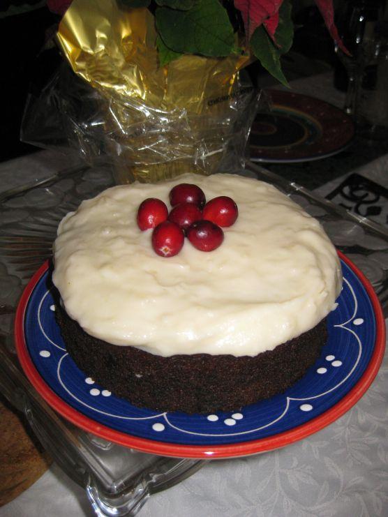 Sugar-Free Gingerbread Cake