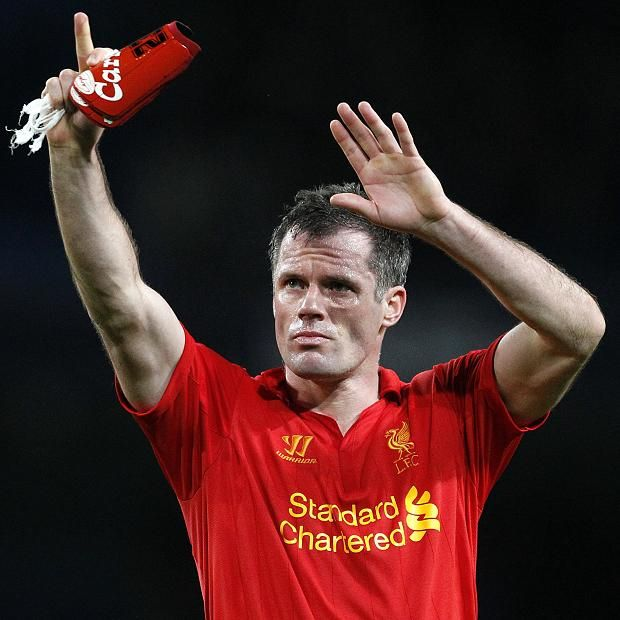Jamie Carragher - I Will Miss You