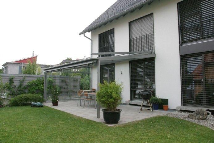 Terrassenüberdachung Fensterbau Weber Terasse Pinterest - mediterrane terrassenberdachung