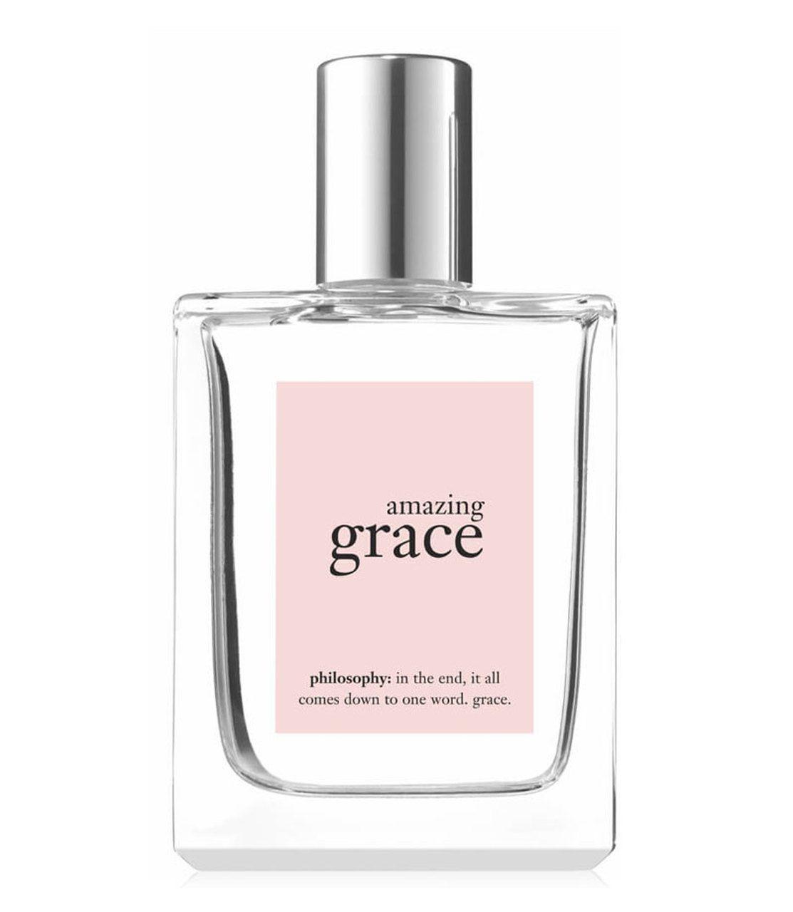 Philosophy Amazing Grace Eau De Toilette Spray 2 Oz Philosophy Amazing Grace Amazing Grace Perfume Fragrance Set