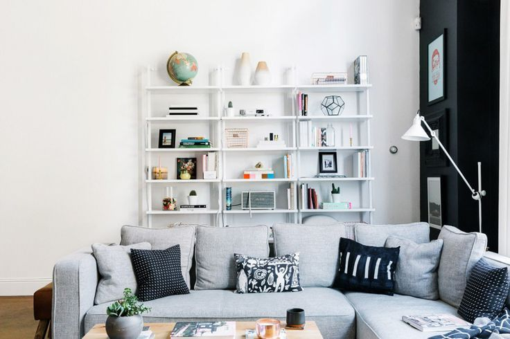 Awesome The #1 Small Space Hack New Yorkers Swear By. Small Apartment DecoratingNew  ...