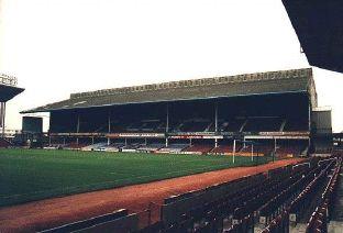 West Ham United - Old Upton Park   Soccer field, Upton, Park