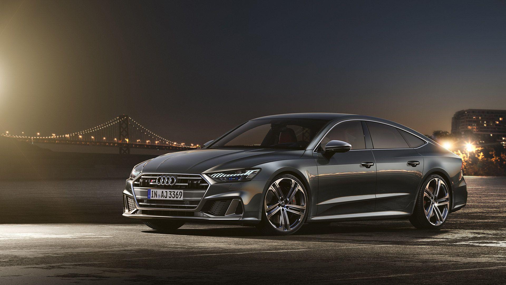 2020 Audi S7 Sportback Audi Audi Tt Audi A7