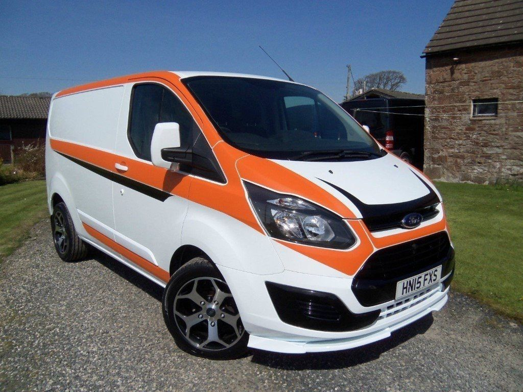 Ford transit vans search
