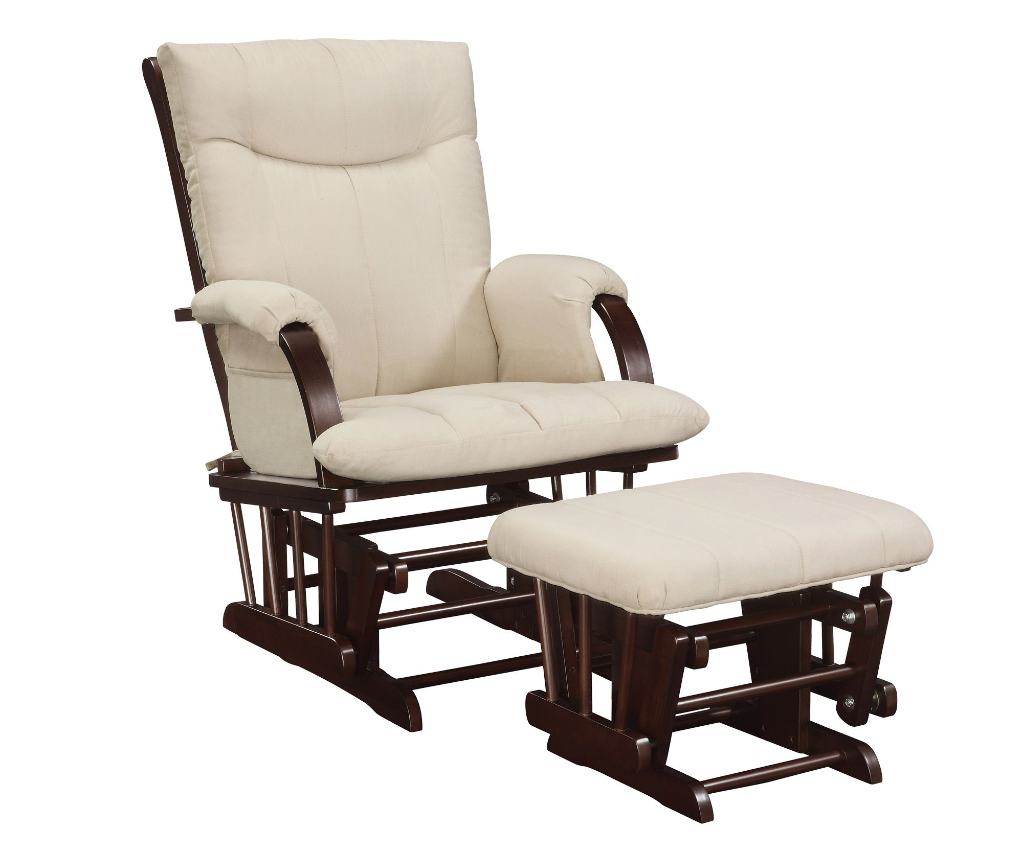 Yes, please! Safety 1st Glider Rocker & Ottoman, Furniture