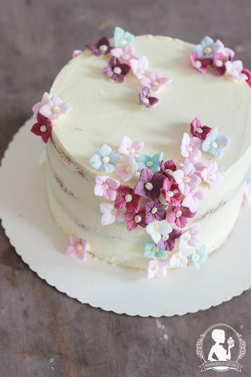 Hochzeit Cupcakes Rezepte 10 Naked Cakes Die Fondant Uberflussig