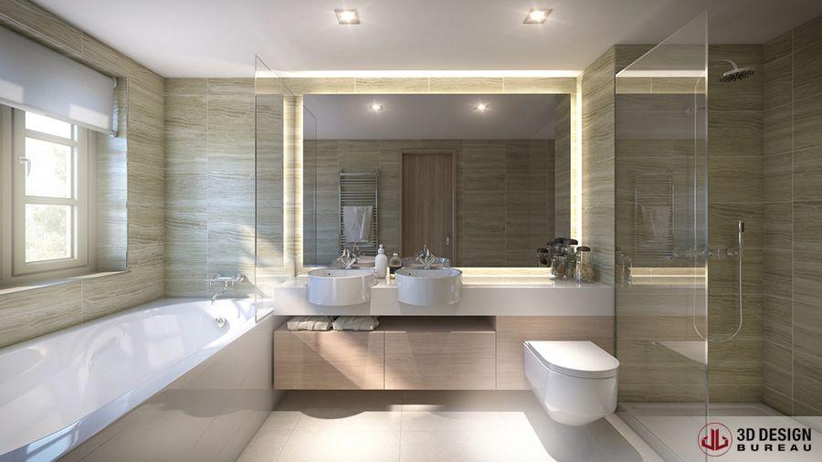 bathroom - luxury - modern - design #bathroom #design #interior