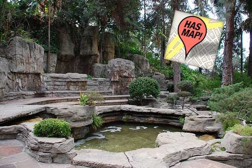 Secret Garden: 21 Secret Gardens And Green Spaces Hidden Around LA