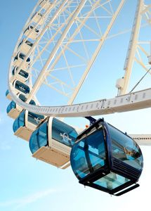 The Vip Gondola At Myrtle Beach Skywheel Myrdreamvacation