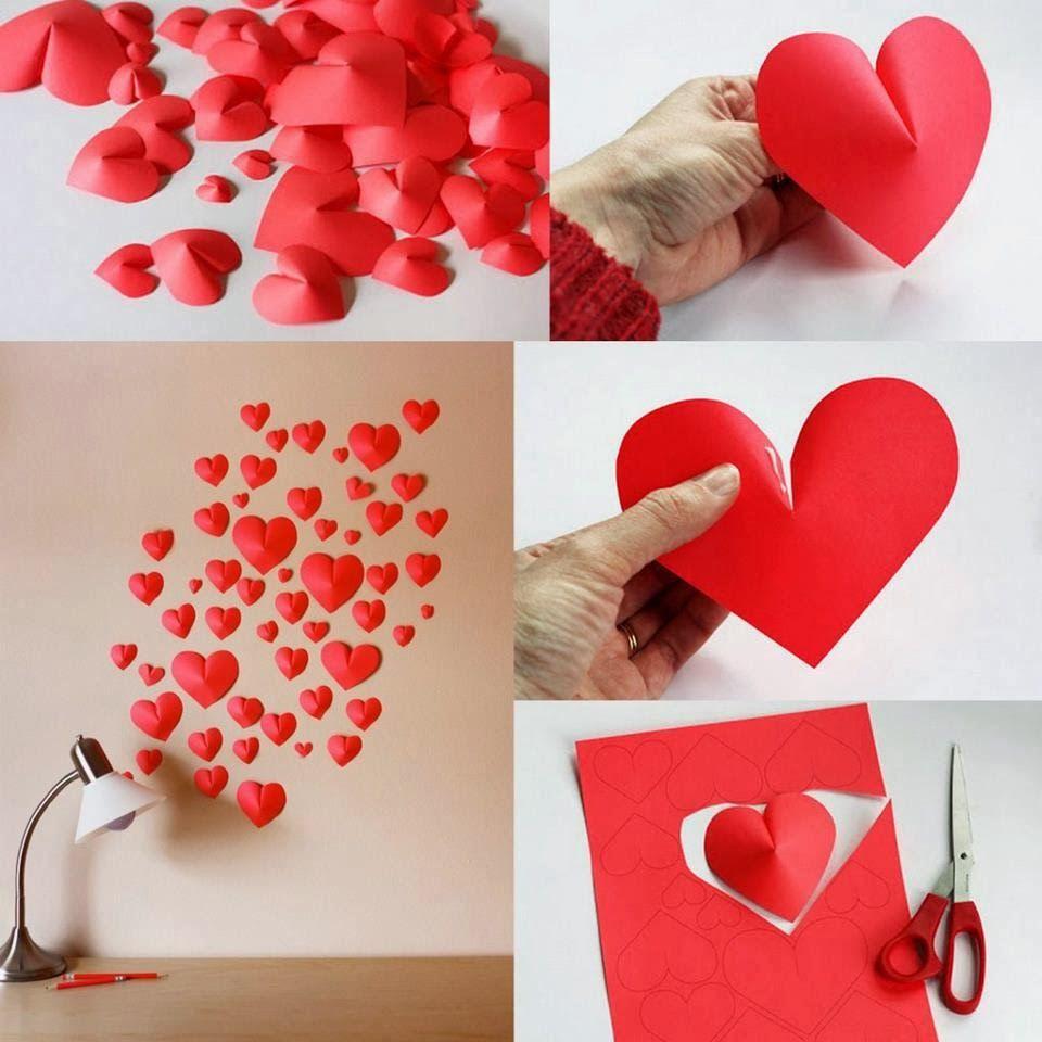 San Valentin Decoration El Arte De Crear Actividades De Aula Corazones Y Algo Ms Para