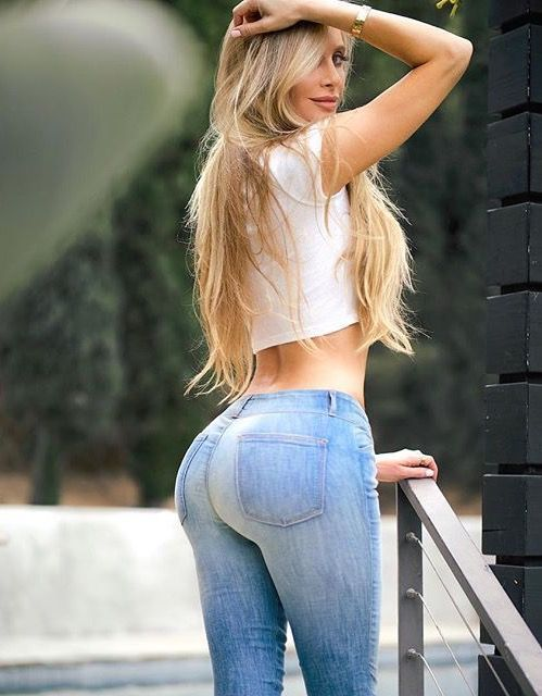 babe with perfect ass