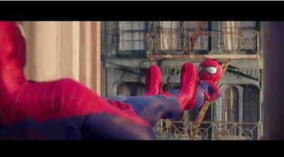 Simpatica publicidad Baby Spider-Man. | Quiero más diseño