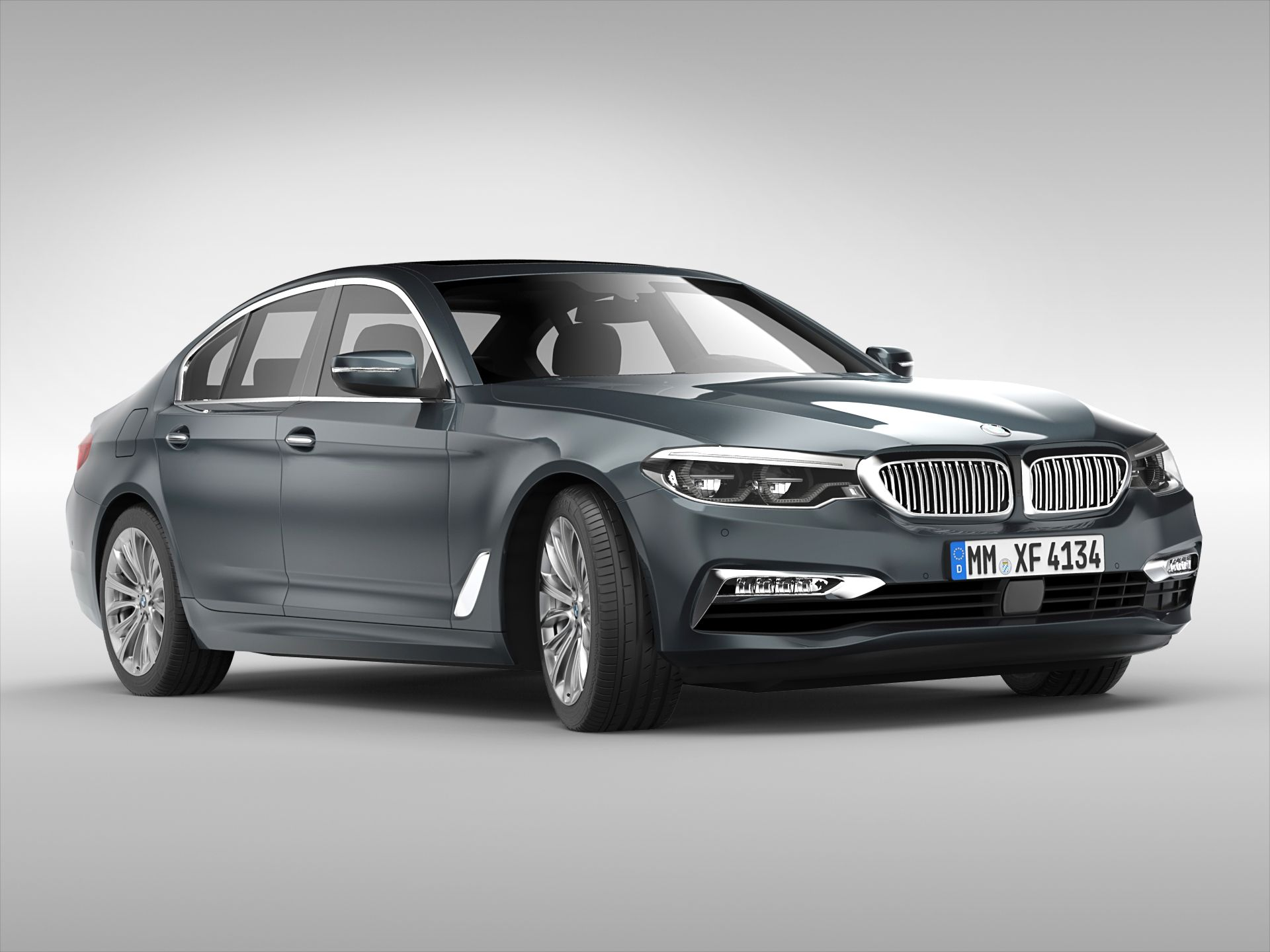Bmw 5 Series Available For Rent This Is Bussiness Class Sedan Car