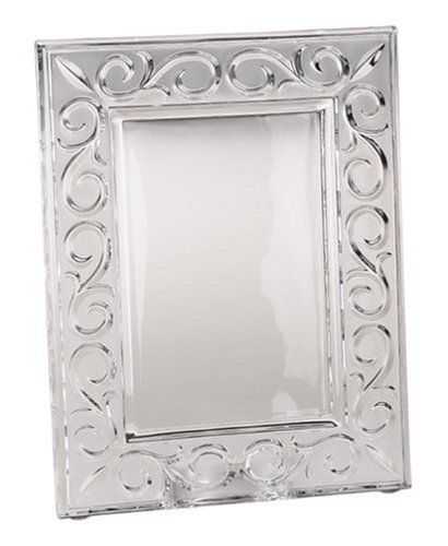 Marquis By Waterford Arabesque 4 By 6 Inch Frame Waterford Crystal