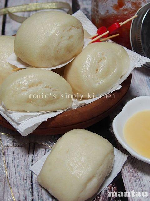 Mantau Tepung Pao Resep Makanan Makanan Dan Minuman Makanan