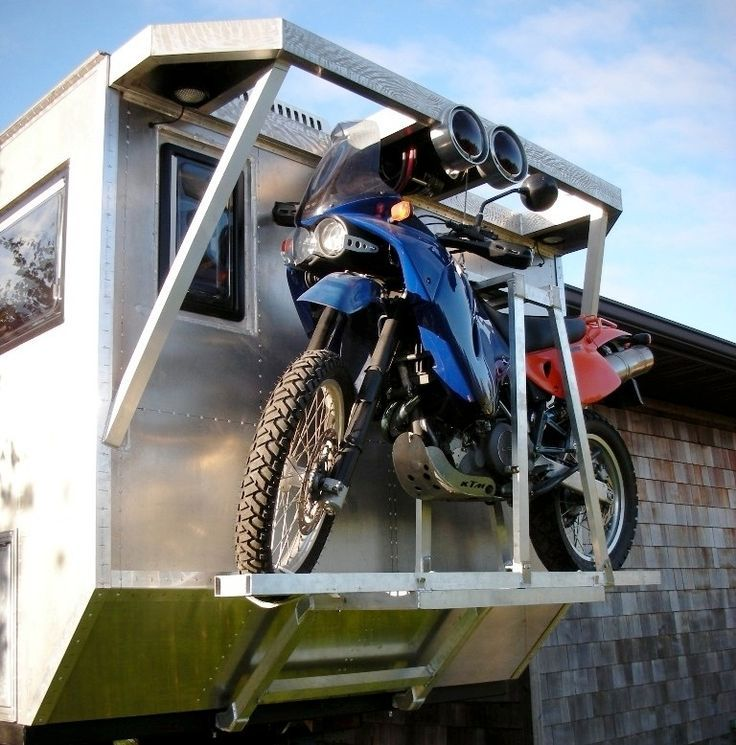 Image Result For Unicat Motorbike Rack Expedition Vehicle