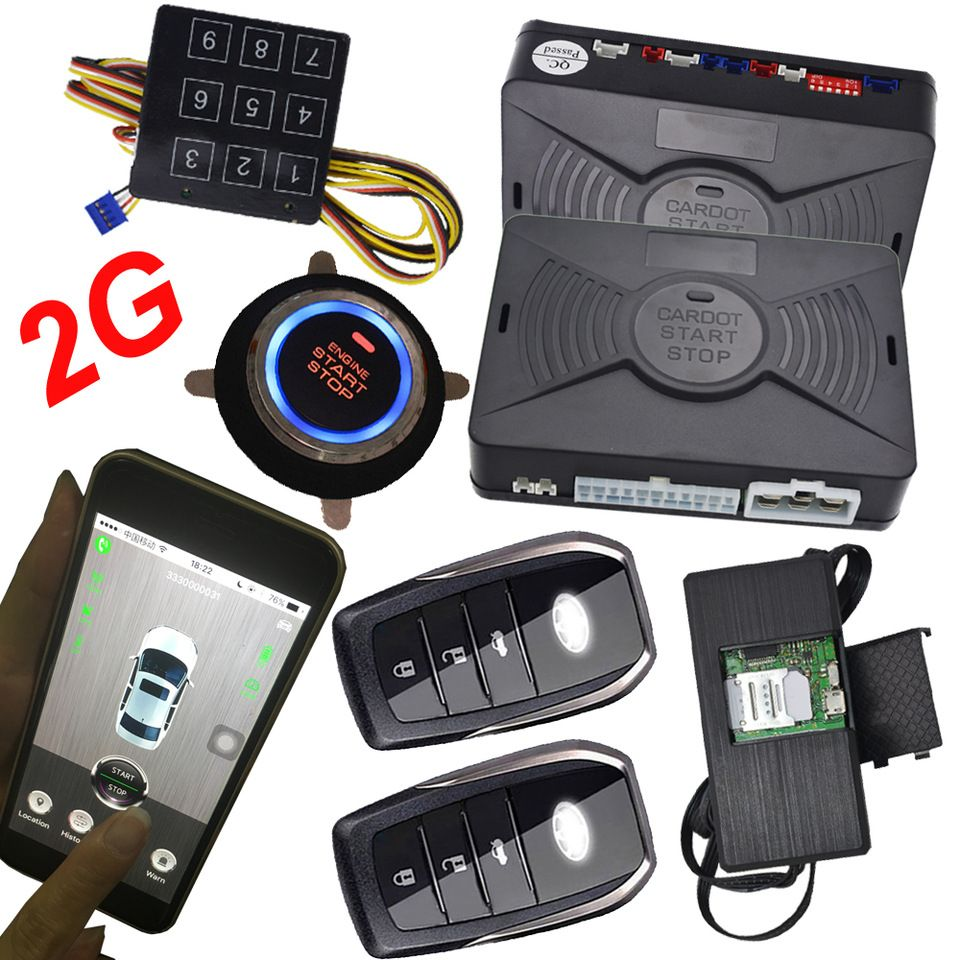 Amazoncom Docoolerr Car Remote Central Lock Locking Keyless Entry