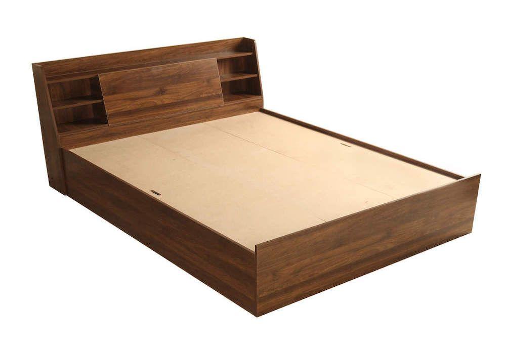 Bed Buy Engineered Wood Bed Wakefit In 2020 Wood Beds Engineered Wood Mattress Buying