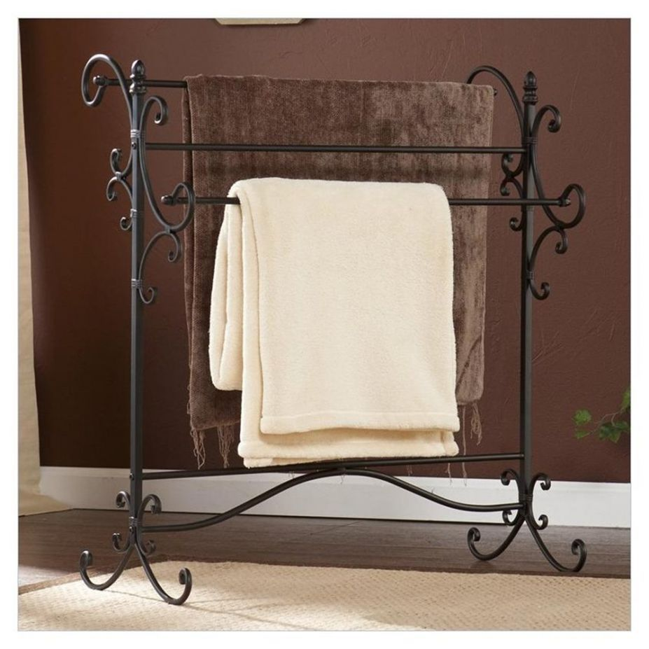 Bathroom Collection Of Elegant And Classic Towel Racks For