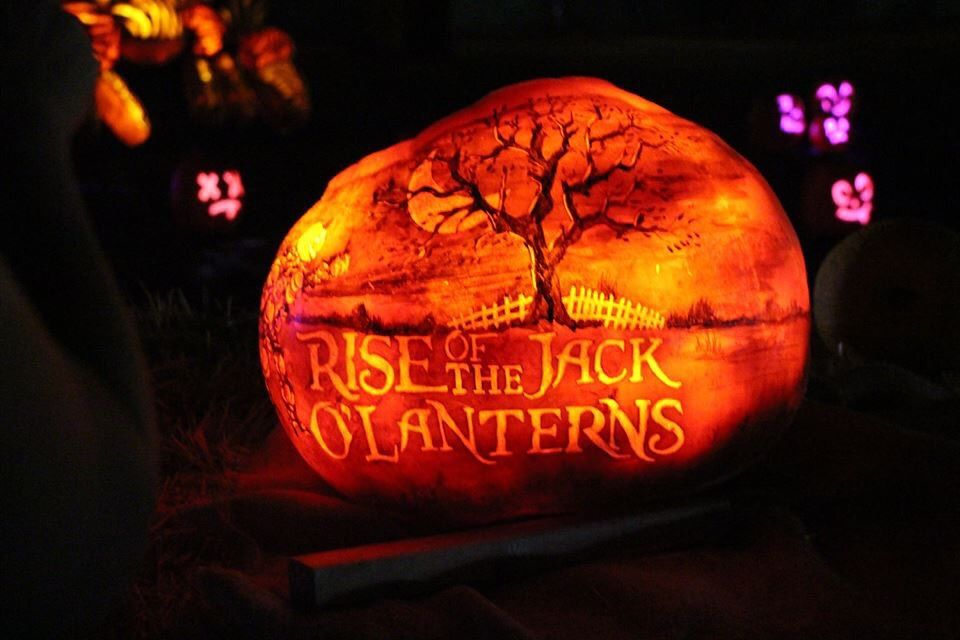 Rise Of The Jack O Lanterns Halloween At Santa Anita Racetrack